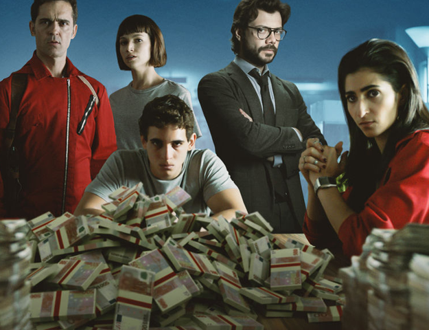 Money heist season 2 release date