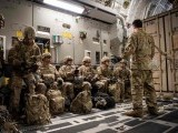 afp-airman-1st-class-trevor-pearce-briefs-troops-aboard-a-c-17-globemaster-iii-at-fort-knox-kentucky-on-october-30-2018-part-of-the-support-for-operation-faithful-patriot