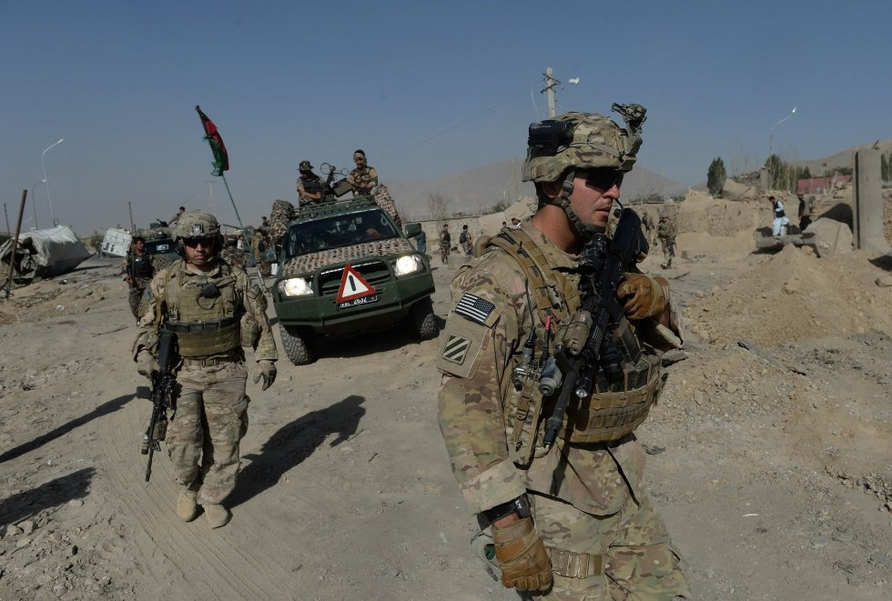 US Soldier Killed In Apparent Insider Attack In Kabul
