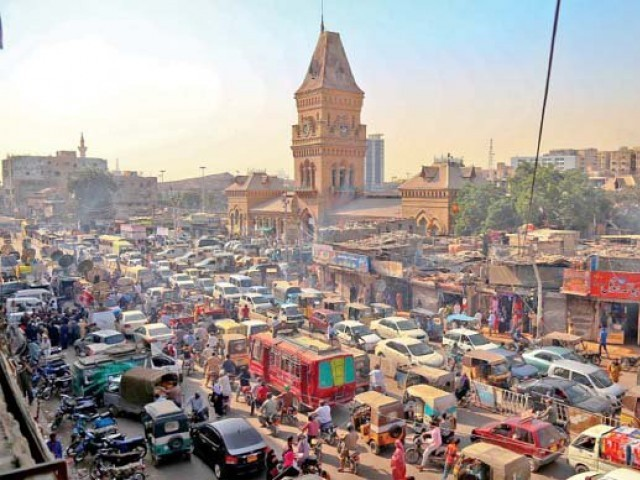 Image result for sadar bazar market encroachment empress market wash out