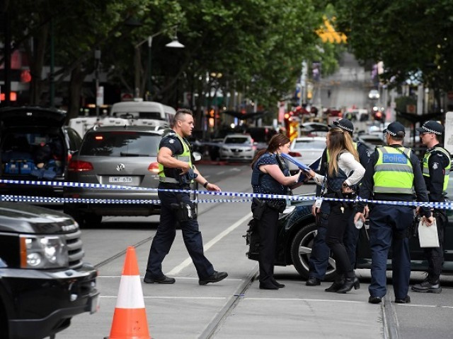Melbourne stabbings being treated as terror attack by Australian police