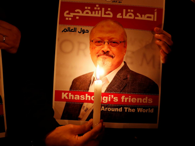 U.S. issues sanctions on 17 Saudis over Khashoggi murder