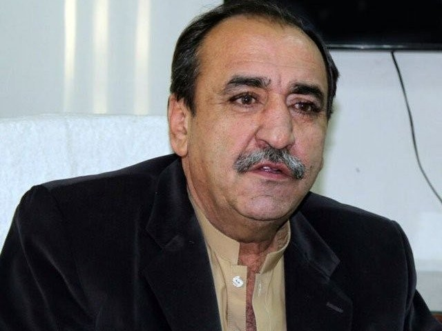 Abdul Majeed Khan Achakzai. PHOTO:FILE