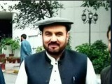Mehsud had disappeared on November 15, with his second wife registering a case that her husband had not returned home from his office in Sector G-6. PHOTO: TWITTER