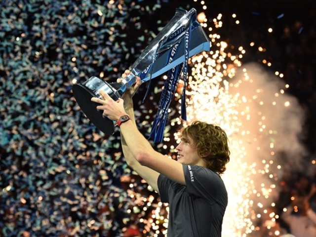 5 things you may not know about Alexander Zverev