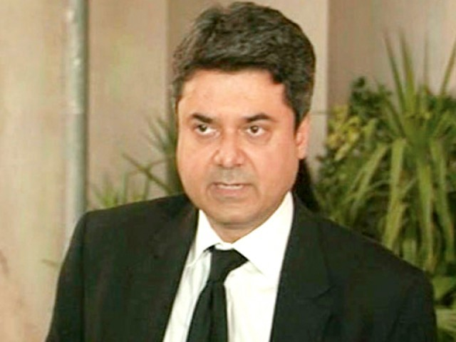 Barrister Farogh Naseem. PHOTO: FILE