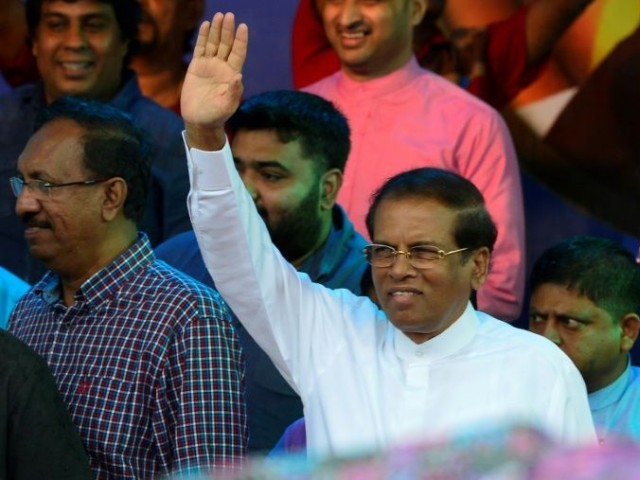 Sri Lankan president: Rajapaksa-related investigations to continue
