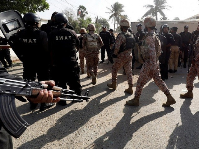 Chinese consulate attack: 10 suspects nabbed during raids in Karachi
