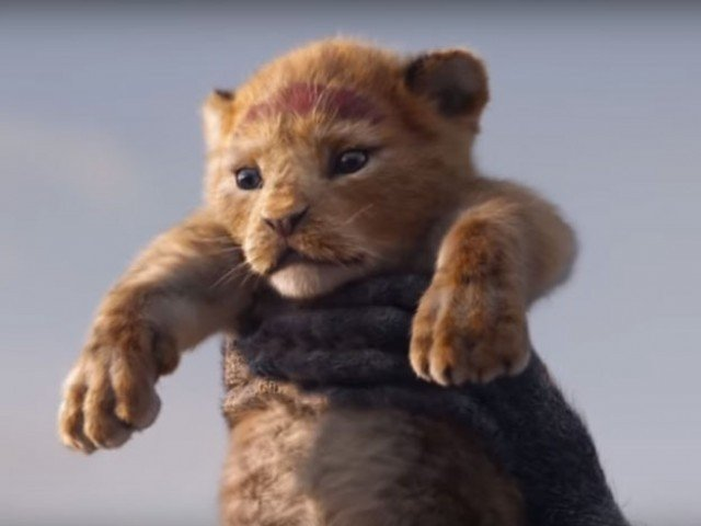 Disney releases first teaser trailer for new 'Lion King' remake