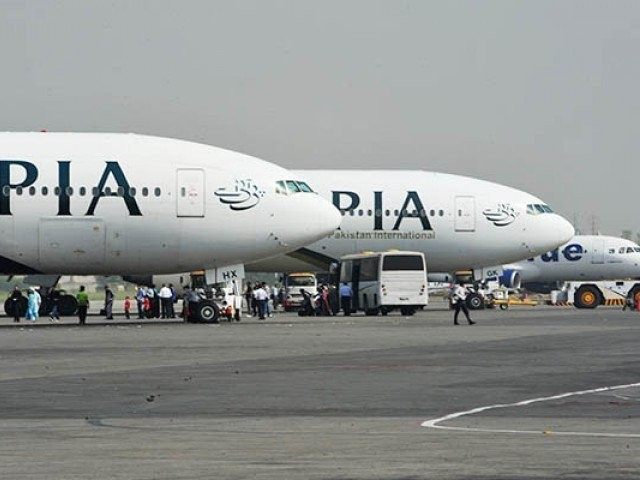 PIA CEO says the national flag carrier will soon expand its network worldwide. PHOTO: AFP/FILE