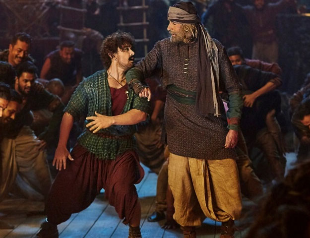 Aamir takes responsibility for failure of 'Thugs of Hindostan'