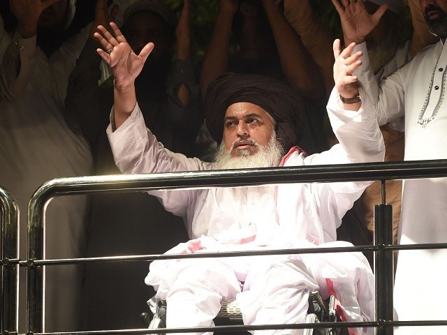 TLP chief Khadim Hussain Rizvi charged with treason, terrorism: Fawad Ch
