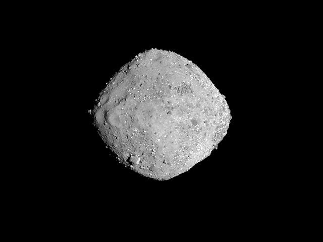 NASA spacecraft meets with asteroid today