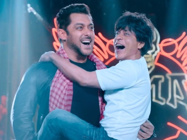 Tune in! SRK and Salman Are Here to Teach Us