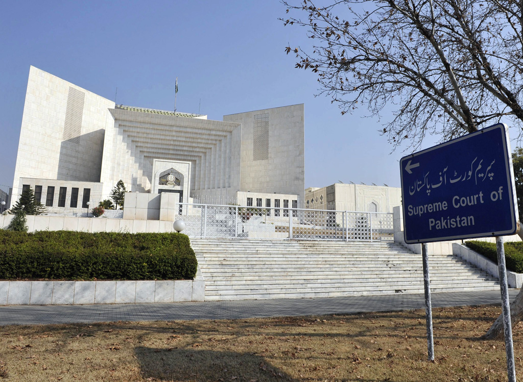 SC summons record of stakeholders in Nai Gaj Dam