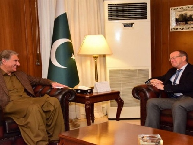 Pakistan, Germany to enhance bilateral ties