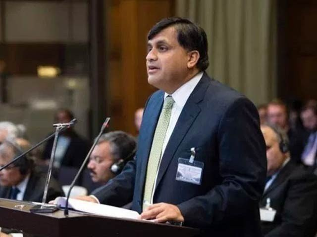 Foreign Office spokesperson  Muhammad Faisal. PHOTO: FILE
