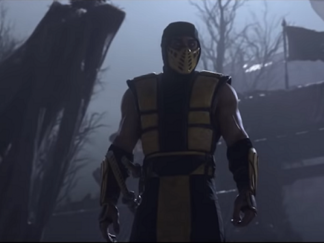 Mortal Kombat 11: Raiden and Scorpion's gruesome battle goes viral