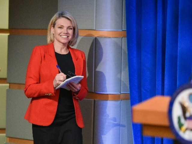Trump Picks State Department's Heather Nauert as Next UN Ambassador