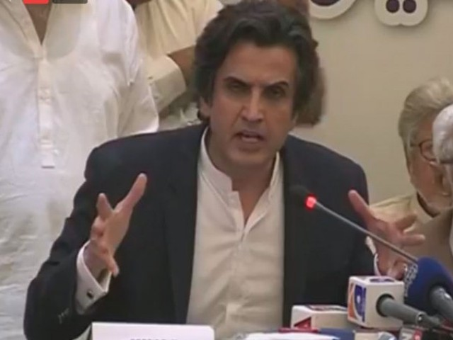 Minister for Planning, Development and Reforms Makhdoom Khusro Bakhtiar.   PHOTO: FILE