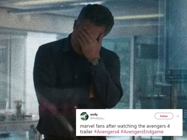 Avengers: Endgame Trailer Becomes The Most Viewed In History