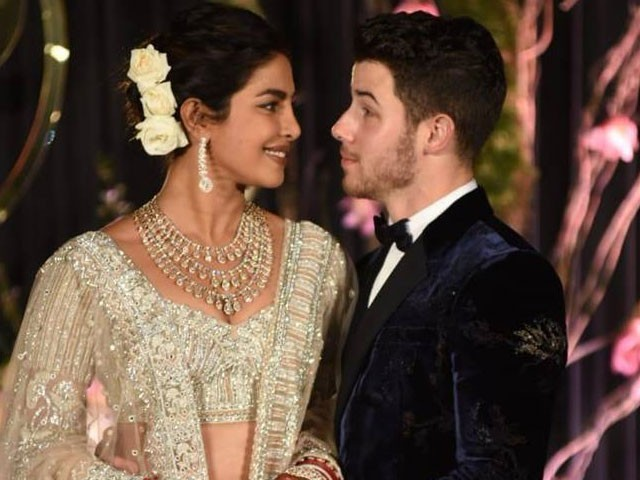 Nick Jonas celebrates one week of marriage with Priyanka Chopra-See pic