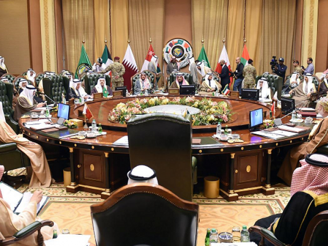 GCC summit holds closing session in Saudi capital Riyadh