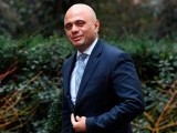 Sajid Javid. PHOTO: AFP