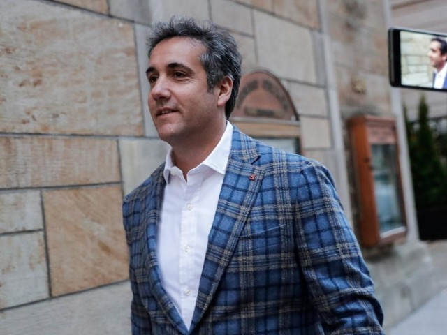 Michael Cohen: Trump Knew Hush Money Payments Were Wrong