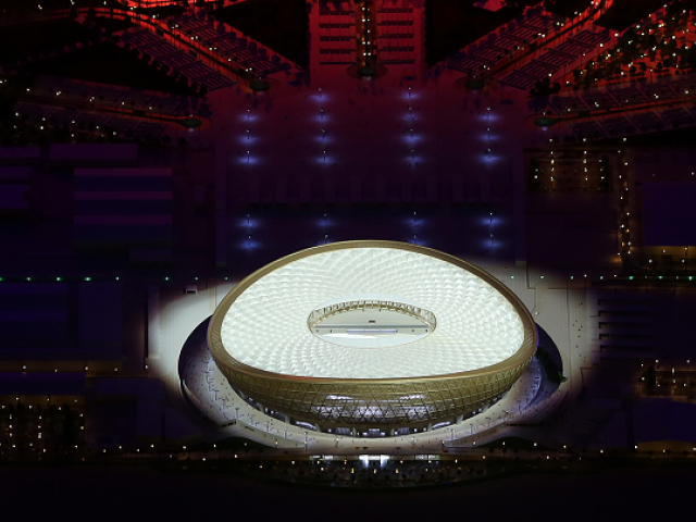 Qatar unveils new Lusail stadium for World Cup 2022