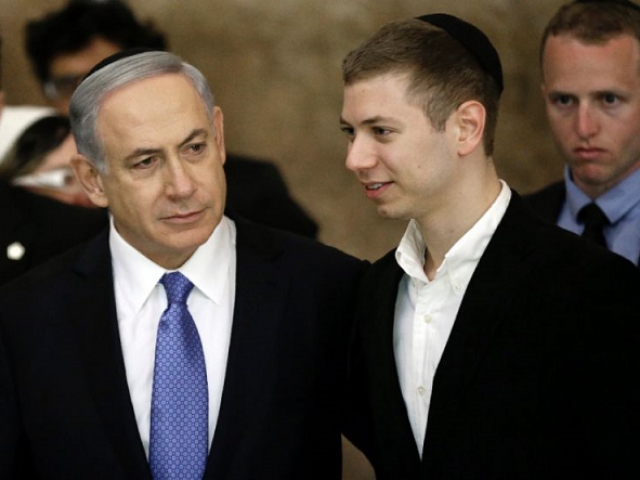 Israeli PM's son gets temporary ban on Facebook