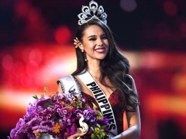 Filipino Catriona Gray Wins Miss Universe 2018