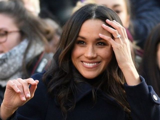Meghan Markle. PHOTO:AFP