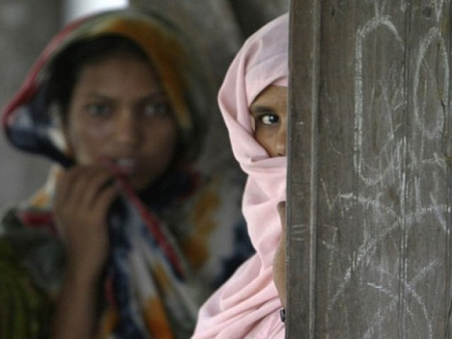 Pakistan is ranked 148th among 149 states in terms of women empowerment. PHOTO: FILE