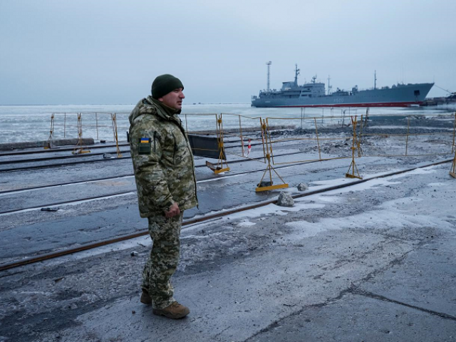 US to boost financing for Ukraine navy after Russian attack