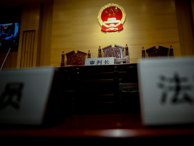 Canadian set for drug-smuggling trial in China