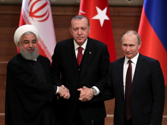 Erdogan and Putin to meet over USA  pullout from Syria