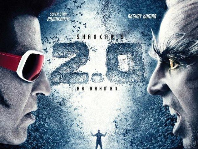 2.0 Full Movie Leaked Online by TamilRockers