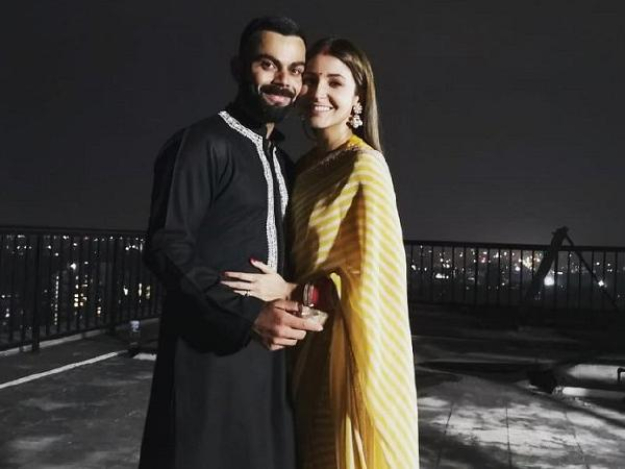 Anushka Sharma responds to rumours of first pregnancy