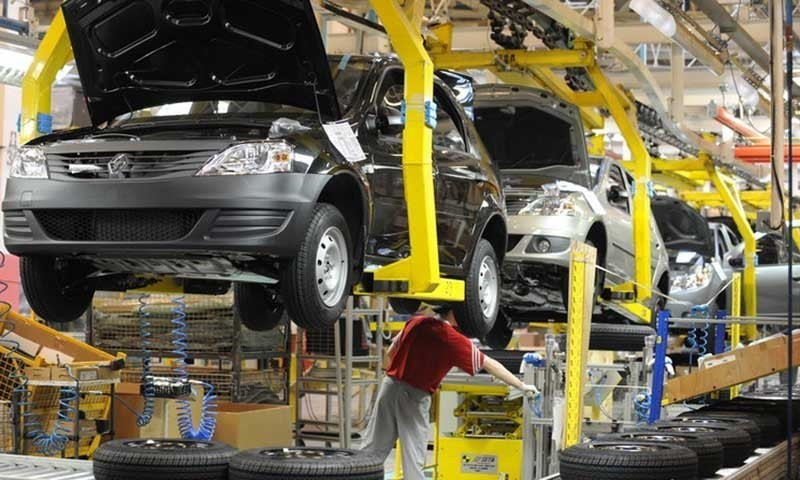 e0b0568d48 2018  The year Pakistan s auto sector hit a bump in the road