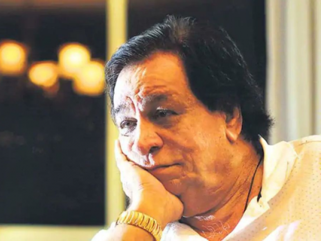 Indian Veteran Actor Kader Khan Passes Away