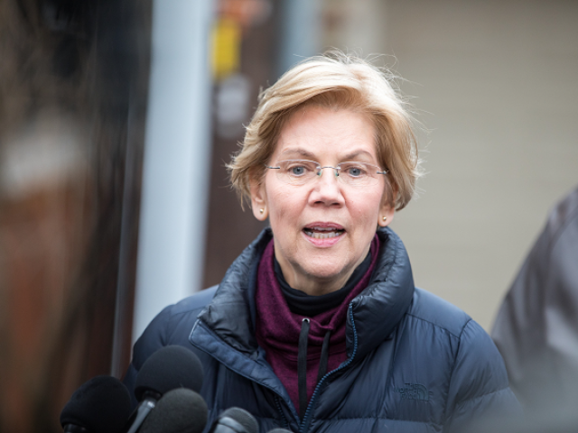 Elizabeth Warren Is Running for President in 2020 :: Politics :: News :: Elizabeth Warren