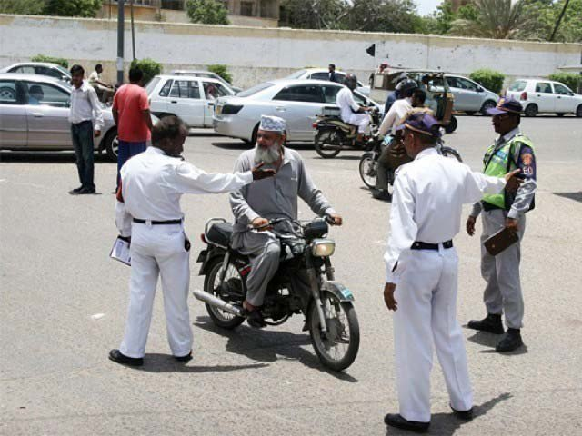 Traffic police gear up for action against violators | The