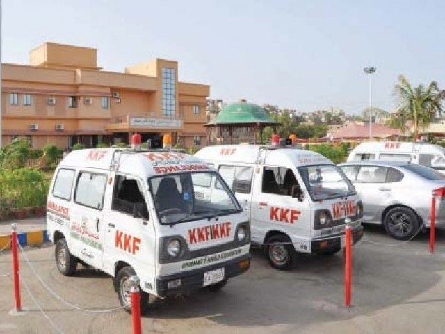 29 properties belonging to Khidmat-e-Khalq Foundation are located in different areas of Karachi. PHOTO: EXPRESS/FILE