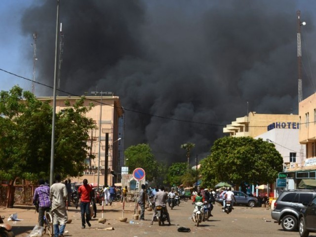 Canadian and Italian tourists feared kidnapped in Burkina Faso
