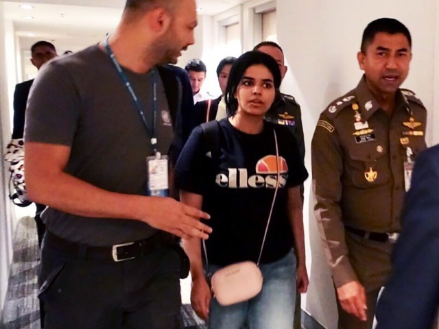 United Nations  refers Saudi teen to Australia for refugee resettlement
