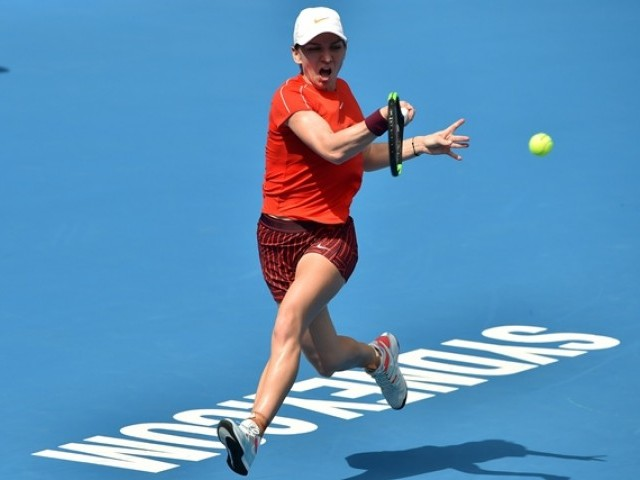 Sloane Stephens follows Simona Halep out of the Sydney International