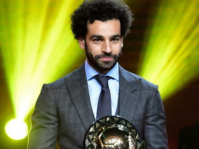 CAF Awards, S. Africa's Kgatlana, Egypt's Mo Salah are the best