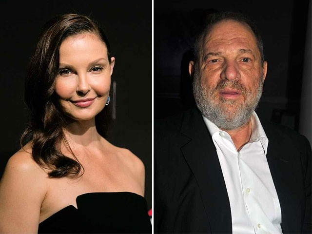 Judge Dismisses Ashley Judd's Sexual Harassment Suit Against Weinstein