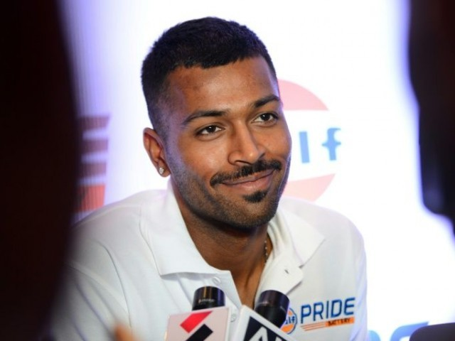 Hardik Pandya had boasted on a TV celebrity show about his success with multiple women